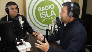 ADASME EN RADIO ISLA