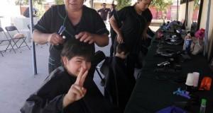 peluqueras corte pelo