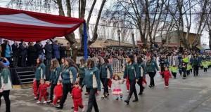 desfile fiestas patrias