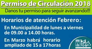 PERMISO CIRCULACION 2018 LVV